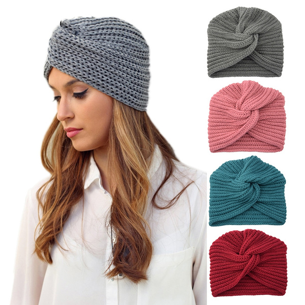 womenheadband, Cap, Knitting, Winter