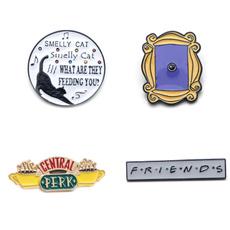 friendstv, Fashion, Jewelry, Pins