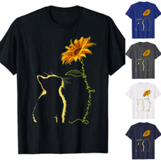 Summer, Fashion, Graphic T-Shirt, topsamptshirt