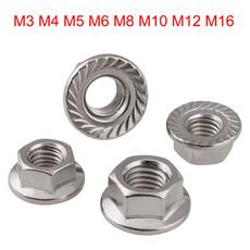 Steel, Stainless, stainlessnut, hexnut