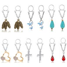 316lsurgicalsteel, Jewelry, Dangle, nonpiercedcliponnipplering