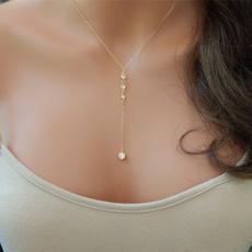 Cubic Zirconia, 14k, Fashion necklaces, Jewelry