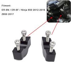 Handlebar, Adapter, modified, height