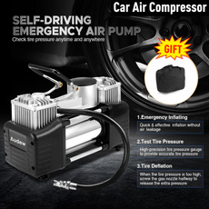 4wdcartyreinflator, dualcylinderpump, minipump, Cars