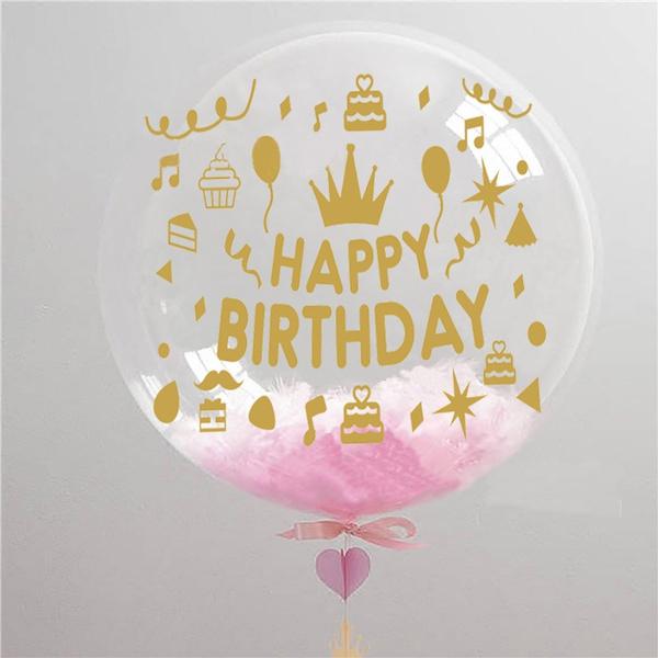 balloonsticker, clearballoonsticker, bubble, Balloon