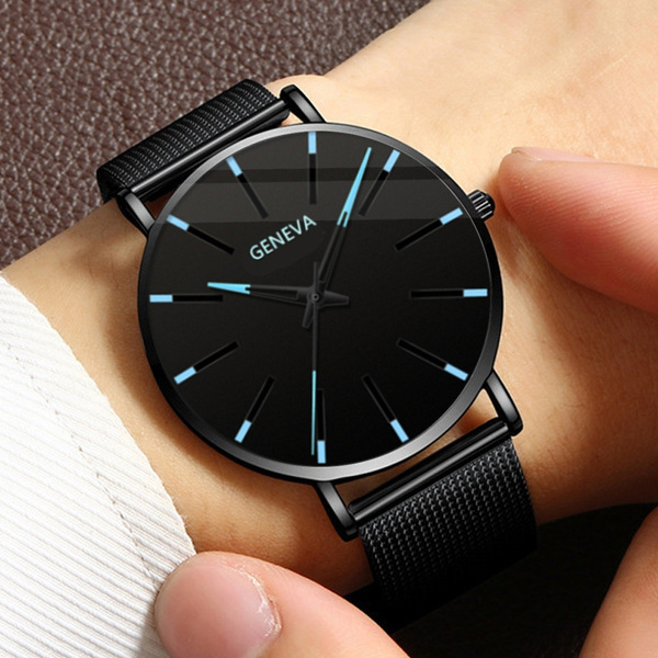 simplewatch, Steel, genevawatch, Fashion
