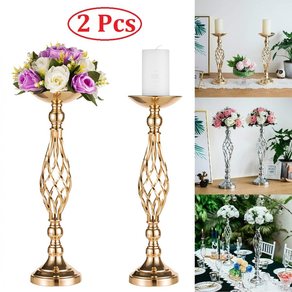 Candleholders, Flowers, Home Decor, Home & Kitchen