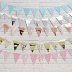 Shower, hangingbuntingbannerflag, Jewelry, Garland