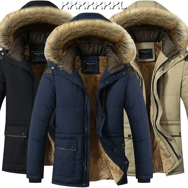 padded, cottonjacket, Winter, Long Coat