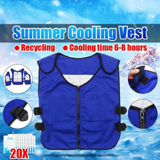 Blues, sunstrokevest, Vest, Outdoor