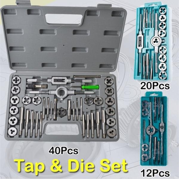 Steel, tapdieset, tapwrench, Screwdriver Bit Sets