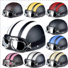 Helmet, Fashion, motohelmet, Vintage