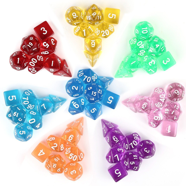 Fashion, Dice, Gifts, roleplayingdice