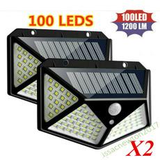 Sensors, waterprooflight, Garden, solarlamppost