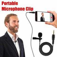 Microphone, techampgadget, microphoneclip, Mobile Phones