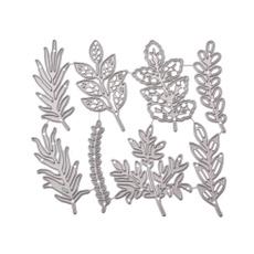 Craft, leaves, Flowers, Scrapbooking