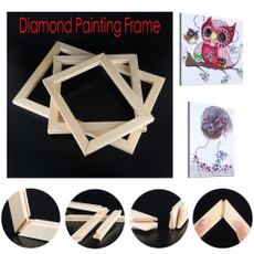 Photo Frame, woodenframe, diamondpaintingframe, Jewelry