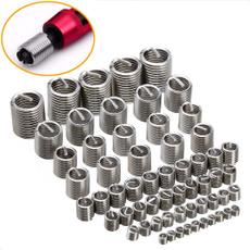Steel, Stainless Steel, insertkit, Thread