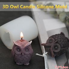 Owl, Baking, Silicone, kitchengadget