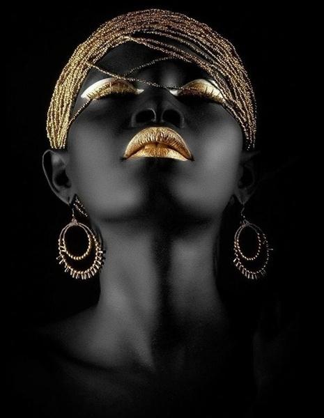 blackafrican, art, Posters, nude