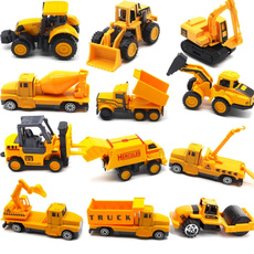Toy, forkliftmodel, Suits, plastictoy