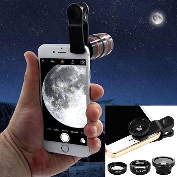 kitfishlen, phoneexternalcamera, Mobile Phone Accessories, Photography