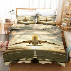 Polyester, twinfullqueenkingsize, bedclothe, Home & Living