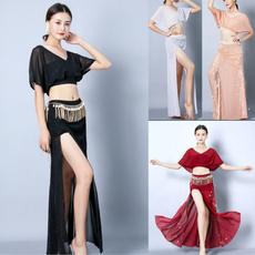 sexy, long skirt, Sexy Dress, Dancing