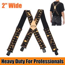 suspenders, xbacktrousersbrace, heavydutybelt, adjustablesuspender