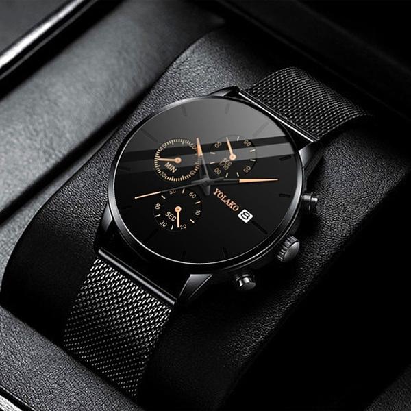 Chronograph, Fashion, Waterproof Watch, business watch