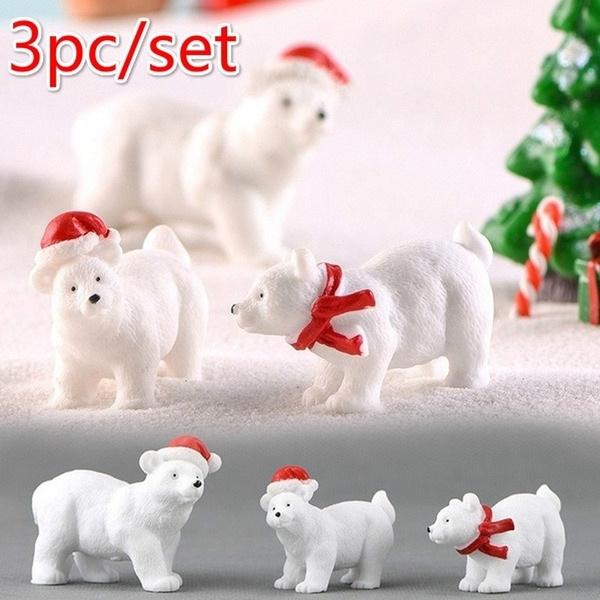 diy, Christmas, Animal, miniaturefairygarden