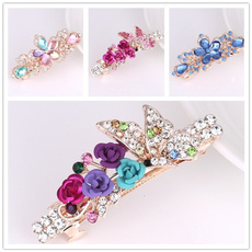 Fashion, newhairpin, Clip, Spring