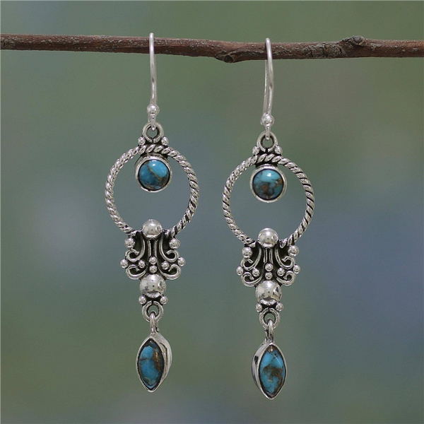 Sterling, Love, Turquoise, Fashion
