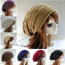 Chic, Warm Hat, Beanie, Мода