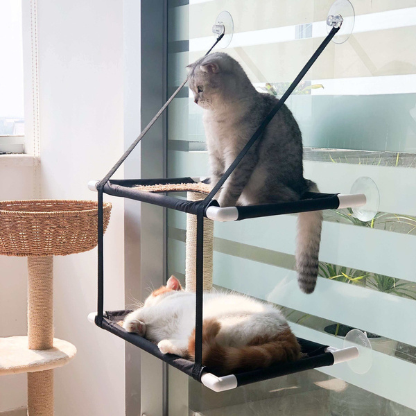 cathouse, Home & Kitchen, catwindowperch, cathangingbed