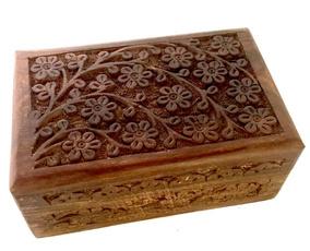Box, Jewelry, Wooden, Handmade