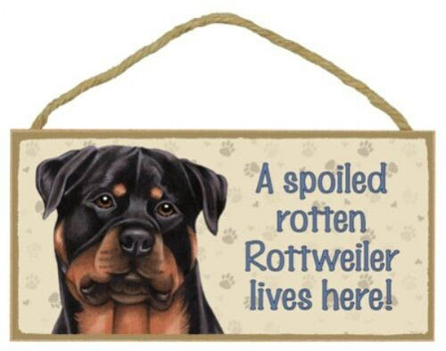 rottweiler, Gifts, doghousesign, Pets