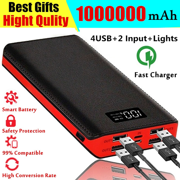 Travel Accessories, Mobile Power Bank, Phone, Powerbank