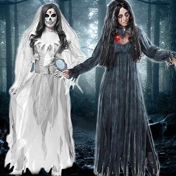 ghost, disfrace, devils, costumeswomen