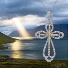 Fashion, Cross necklace, Cross Pendant, loversnecklace