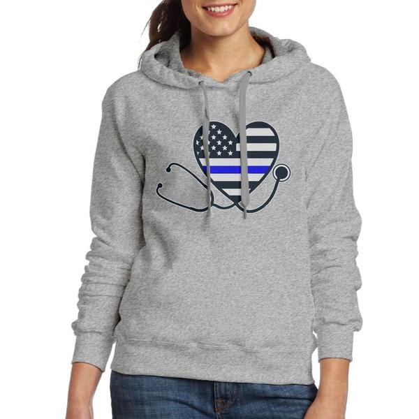 Blues, sweatshirtsformen, sweaters for women, Sleeve
