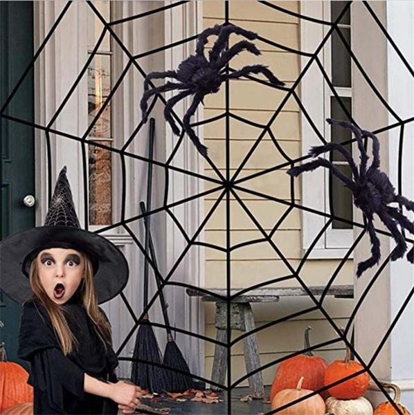 blackspider, Decor, halloweenparty, house