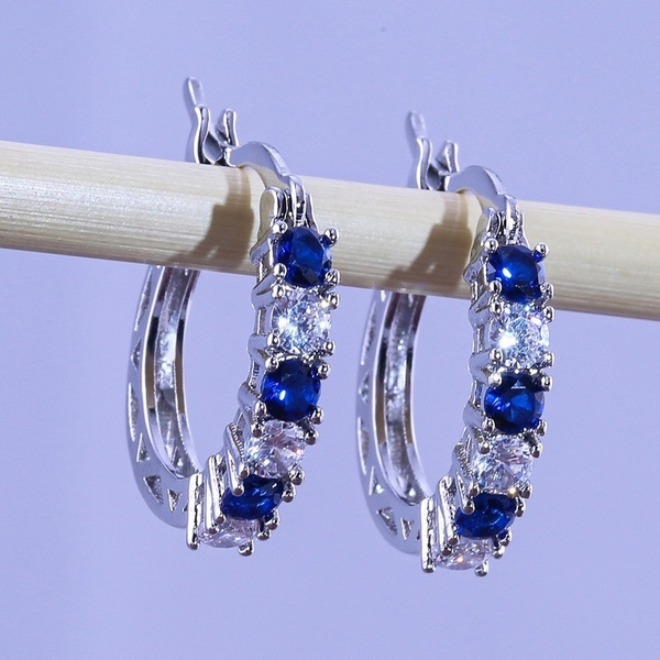 earringsforwoman, Fashion Accessory, Hoop Earring, Gemstone Earrings