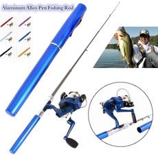 Mini, Fashion, fishingpolerod, Aluminum