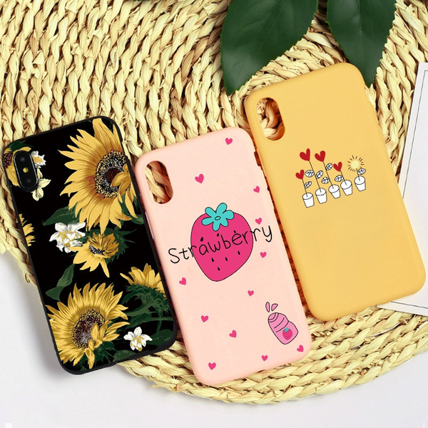 huaweipsmart2019case, iphone12flowercase, Flowers, iphone