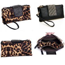Fashion, women purse, Wallet, leather
