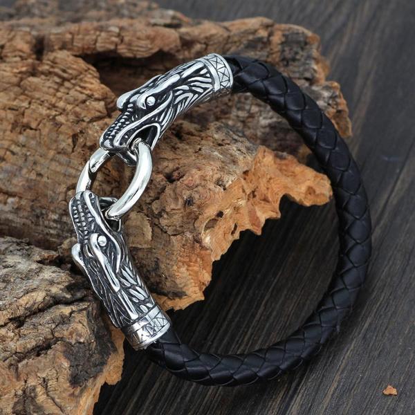 amuletbracelet, Steel, Faucets, Fashion