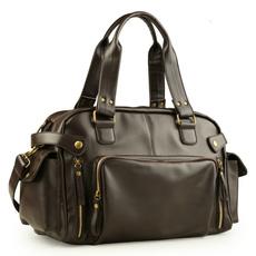 Shoulder, waterproof bag, Bags, leather