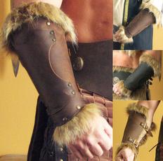 viking, handarmor, larp, Cosplay
