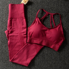 gym clothes women, Leggings, Two-Piece Suits, Yoga
